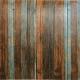 Самоклеюча 3D панель під сіро-коричневе дерево 700x700x5мм