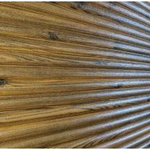 Самоклеющаяся 3D панель под бамбук дерево 700x700x8мм
