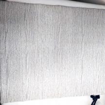Самоклеющаяся 3D панель под белое дерево 700x700x7мм