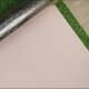 Текстурные cамоклеющиеся обои розовые 50см*2,8м*3мм