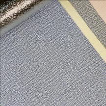 Текстурные cамоклеющиеся обои синие 50см*2,8м*3мм