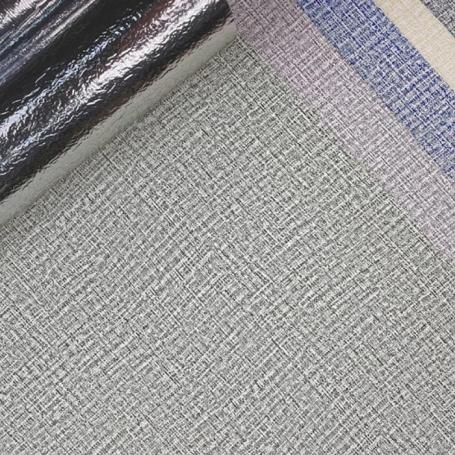 Текстурные cамоклеющиеся обои светло-зеленые 50см*2,8м*3мм