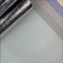 Текстурные cамоклеющиеся обои зеленые 50см*2,8м*3мм