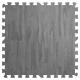 Модульное напольное покрытие темно-серое дерево